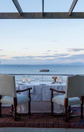 Dine With The Best Views Of Boulders Beach