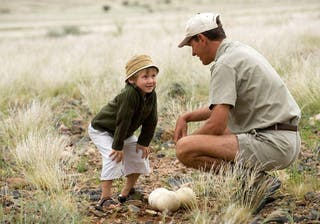 Discoveries In The Bush On The Wildchild Programme With Beyond