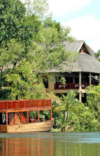 Divava Okavango Lodge Spa Hero