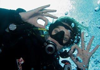 Diving At Sodwana Bay
