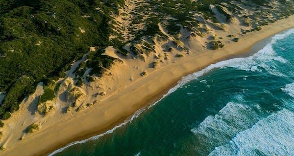 Dunes De Dovela The Beautiful Coastline