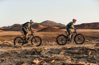 E Bike Kalahari Namibia