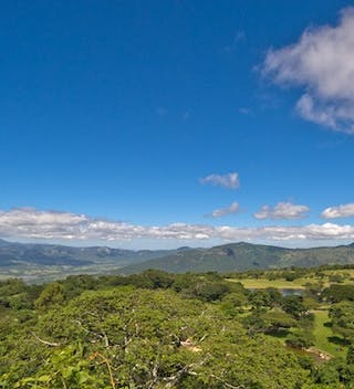 Eastern Highlands Panorama From Leopard Rock