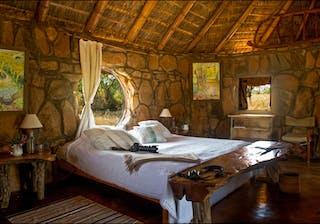 El Karama Bedroom In Upstream Cottage 1