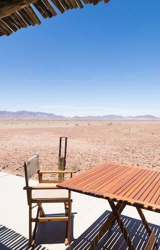 Elegant Desert Eco Camp Views