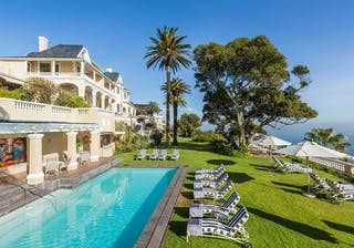 Ellerman House Pool And Lawns