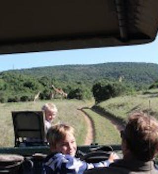 Embarking On A Game Drive