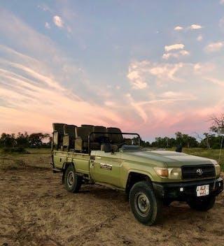 Eva Flatdogs Safari Vehicle