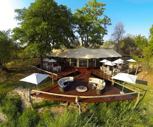 Exterior Of Camp Zambezi Sands