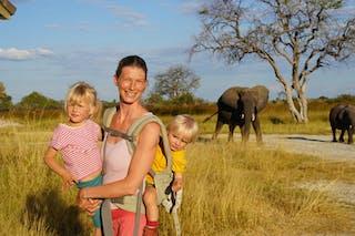 Family Adventure In Botswana With Leo Houlding