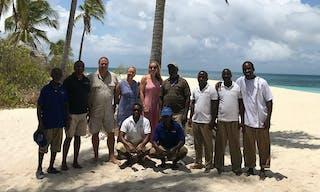 Fanjove Island Team