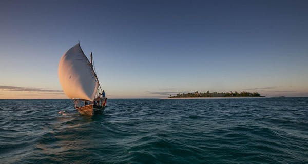 Fanjove Island Dhow