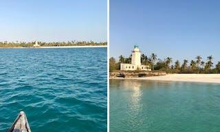 Fanjove Island Landing