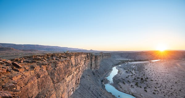 Fish River Canyon Header Photo