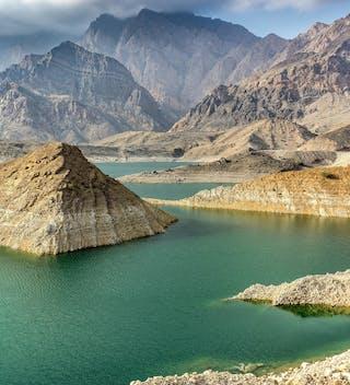 Fjords Of Oman