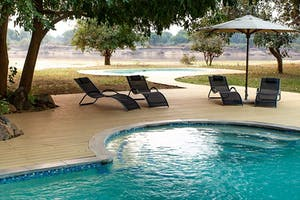 Flatdogs Camp Swimming Pool