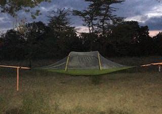 Fly Camping In Laikipia At El Karama