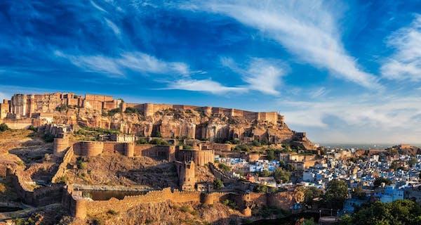 Fort At Jodhpur