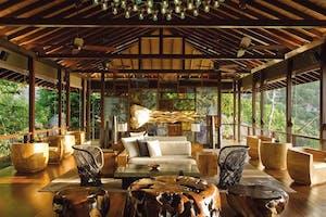 Four Seasons Mahe Lounge
