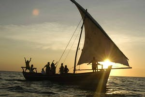 Fundu  Lagoon Sailing