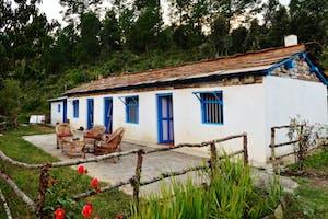 Ganghet  Village  House  Exterior