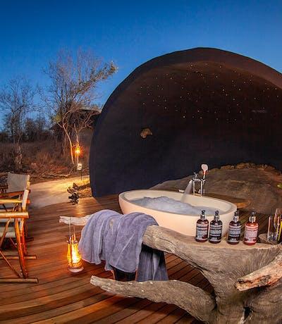 Garonga Bush Bath