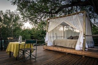 Garonga Sleepout Deck Bed