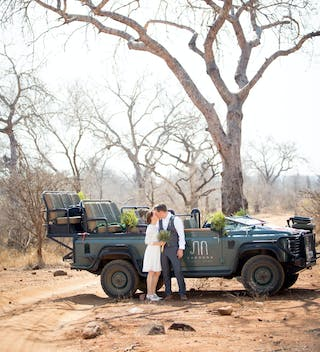 Garonga Safari Wedding Copyright Louise Meyer Photographers