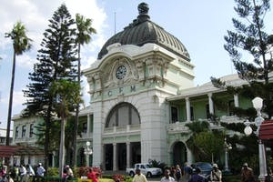 General Maputo Railway Station