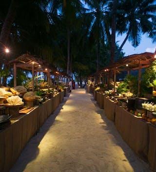 Gili Lankanfushi Asian Street Market