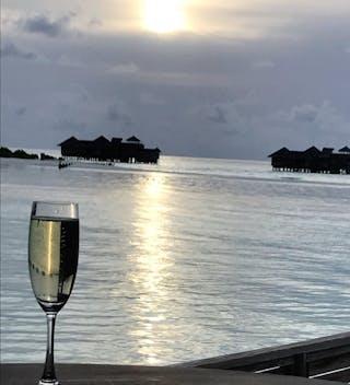 Gili Lankanfushi Villa Deck 2