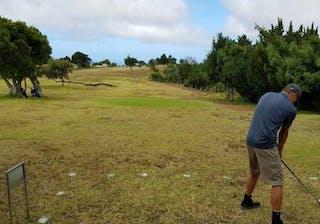 Golf Course On St Helena Mantis Hotel