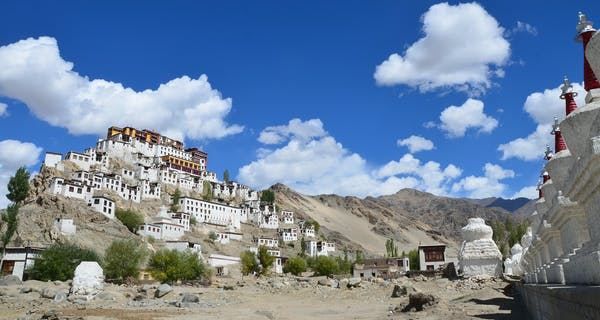 Gompa Ladakh
