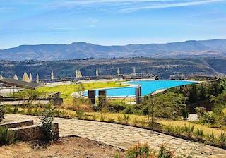 Gondar Hills Pool And Views