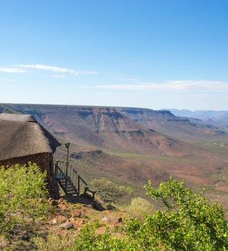 Grootberg Lodge Views