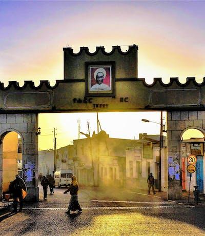 Harar Gates Etb