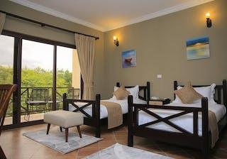 Haile Resort Arba Minch Bedroom