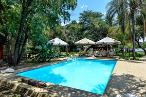 Hakusembe River Lodge Pool