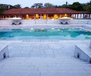 Heritage Madurai Swimming Pool