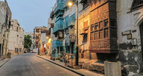 Historic Jeddah