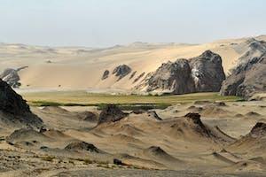 Hoarasib Valley Views