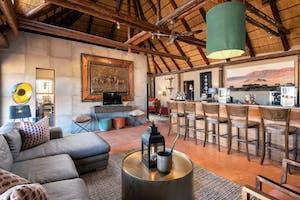 Hoodia Desert Lodge Bar
