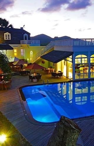 Hotel Archipel Pool