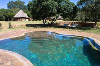 House In The Wild Swimming Pool