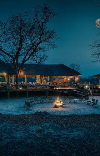 Hyena Pan Main Lodge