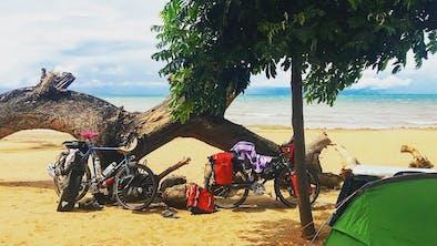 Karonga Beach Lake Malawi