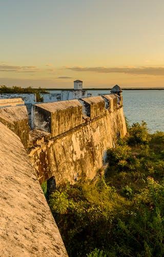 Ibo  Island  Lodge Fort