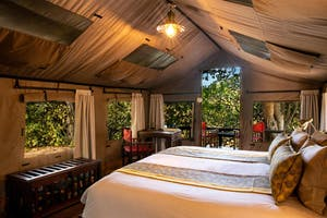 Ichingo Chobe River Lodge Room