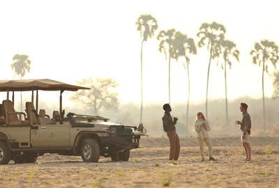 Ikuka Safari Breakfast On Drive