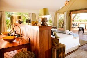 Ila Safari Lodge Suite